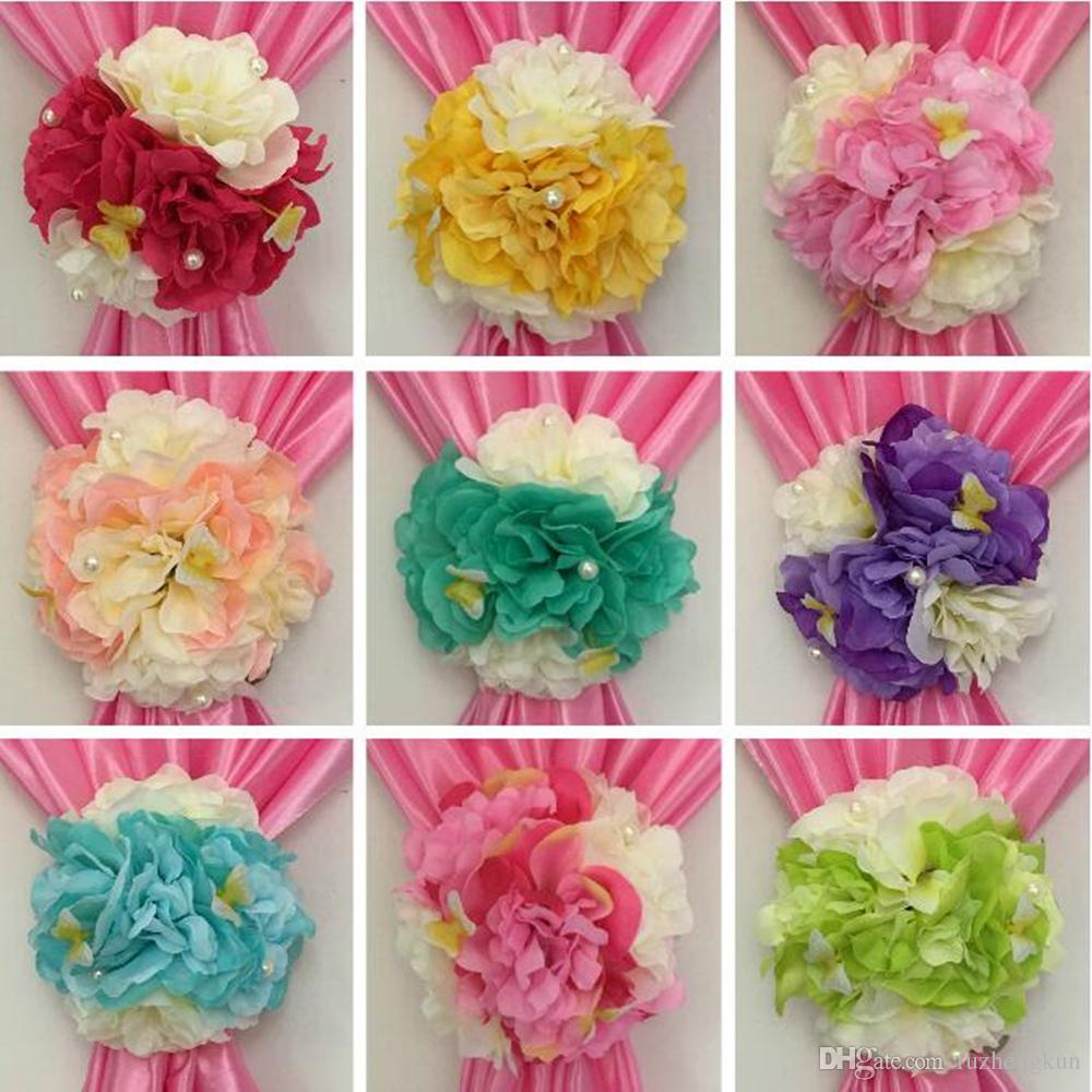 New Arrival Flower Clip Curtain Clip Wedding Props Home Decoration ...