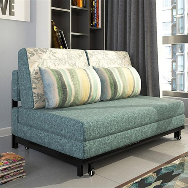 2018 Modern Furniture Corner Sofa Cum Bed Fabric Sofa 192100cm With