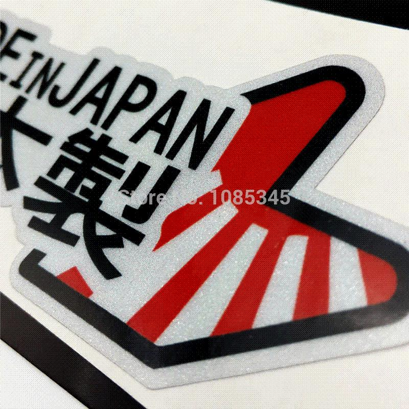 Cartoon Motorcycle Japan Timelimited Car Covers Styling Jdm - Car decal maker online