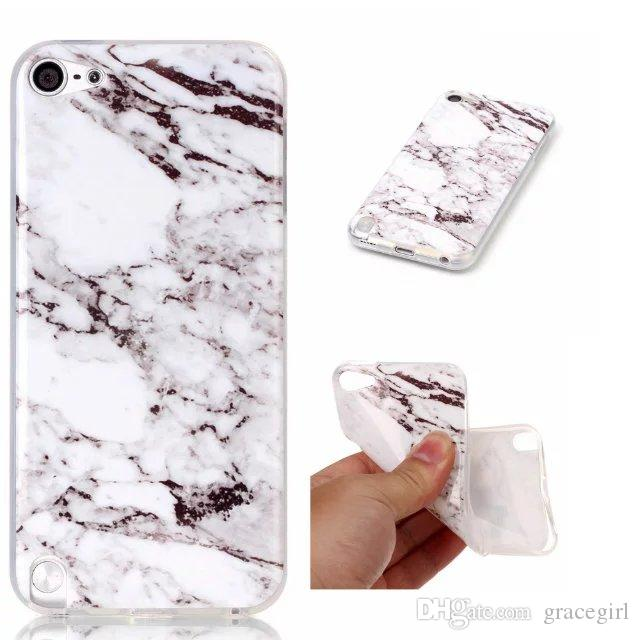 Bling Marble Granite Rock Stone Soft TPU Case For Iphone 7 I7 6 6S Plus I6 SE 5 5S 5C 4 4S Iphone7 Ipod Touch 5 Cell Phone BCover Skin