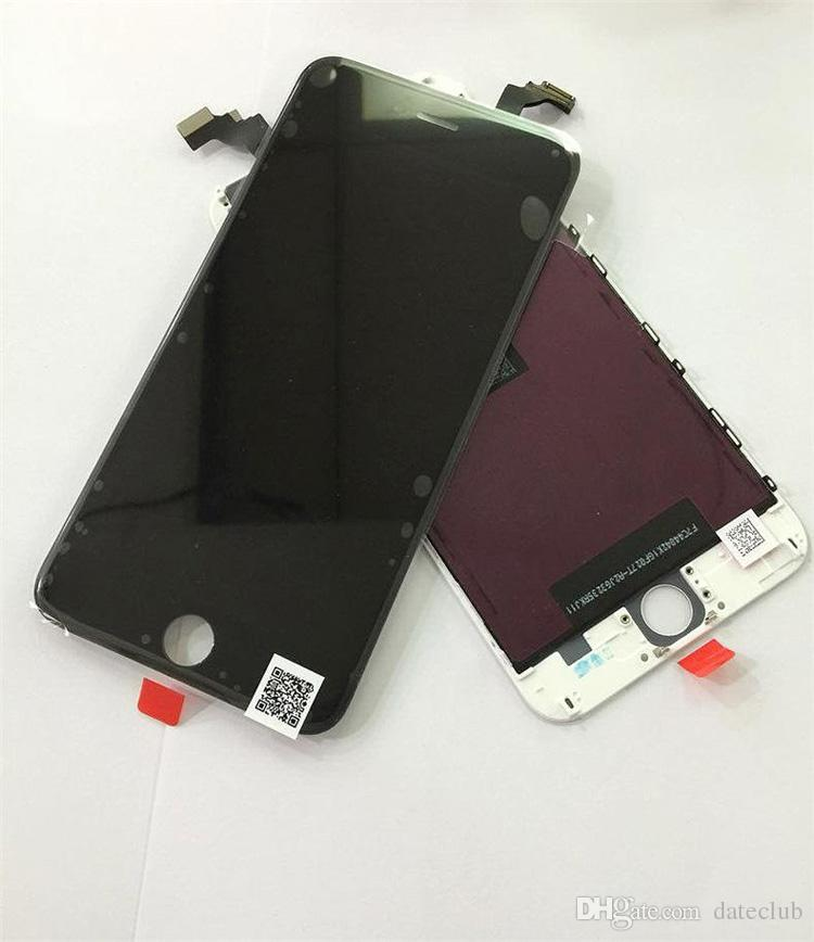 In Stock ! Fast shipping Black and white Glass Touch Screen Digitizer & LCD Assembly Replacement For iPhone 5 5C 5S DHL Free Within 24 hours