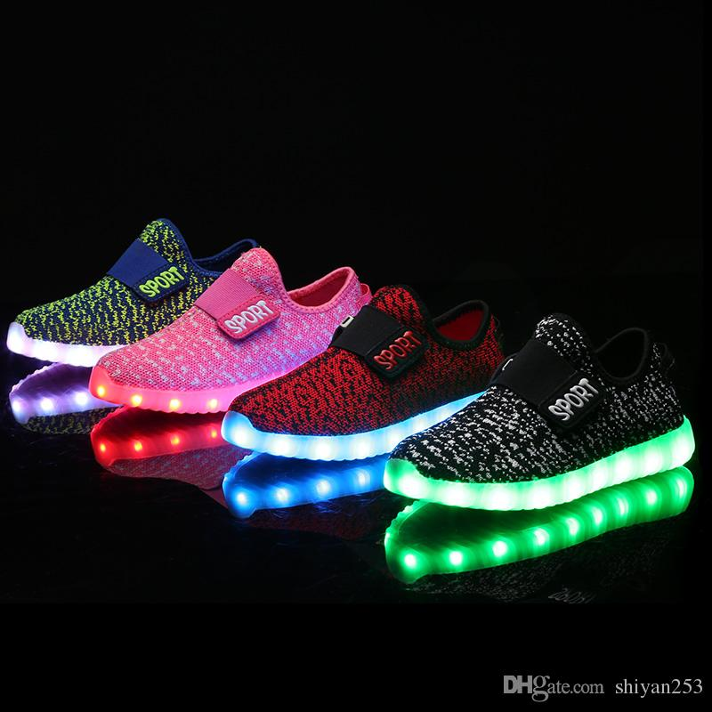 New Arrival Hot Sale Loves 7 Colors Luminous Casual LED Shoes Girl USB Charging Multi Color Glowing Sneakers Free Shipping discount codes shopping online discount shop for from china online buy cheap brand new unisex extremely HVp7N