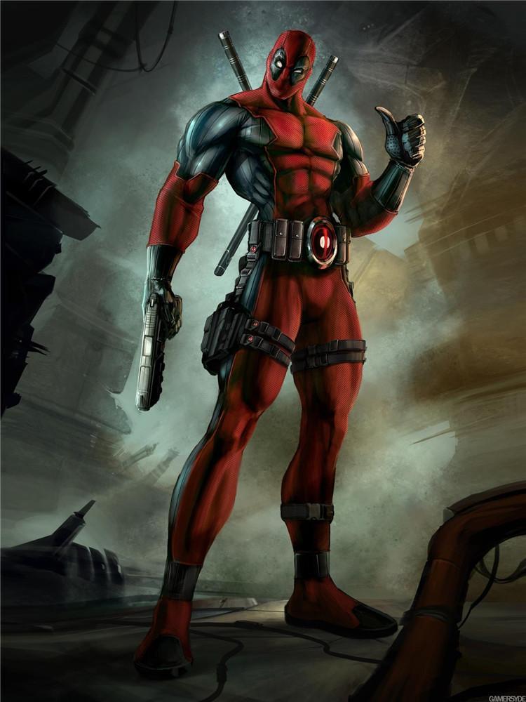 2 Tasarım Çocuk Film X-men Deadpool Maske Alaşım Anahtar Toka 2016 Yeni Superhero Deadpool anahtarlık bebek Anahtarlık
