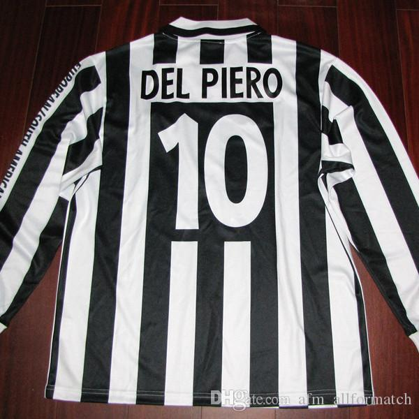 5e05b3d2eb6 2019 RUGBY EURO S.AMERICA Cup 1996 Match Worn Player Issue Shirt Jersey  Long Sleeves  10 Del Piero Football Rugby Custom Namesets Patches Sponsor  From ...