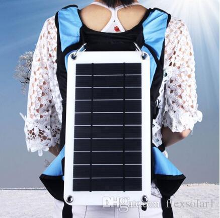 8w Pet Mono Solar Cell Mini Solar Panel Mobile Phone