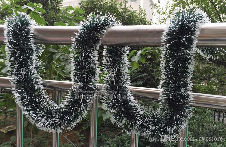 сосновая гирлянда с рождеством рождественская елка украшения украшения полосы гирлянда рождественские ленты рождественские украшения