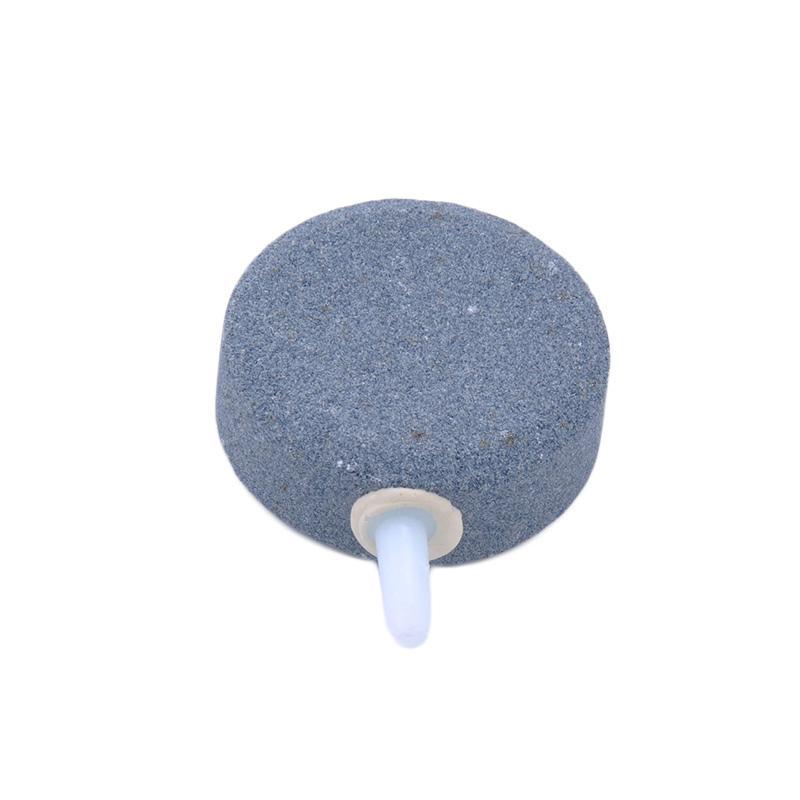 4 cm Bubble Stone Aérateur pour Aquarium Fish Tank Pump Hydroponique Plaque à Oxygène Mini Aquariums Accessoires Pompe À Air
