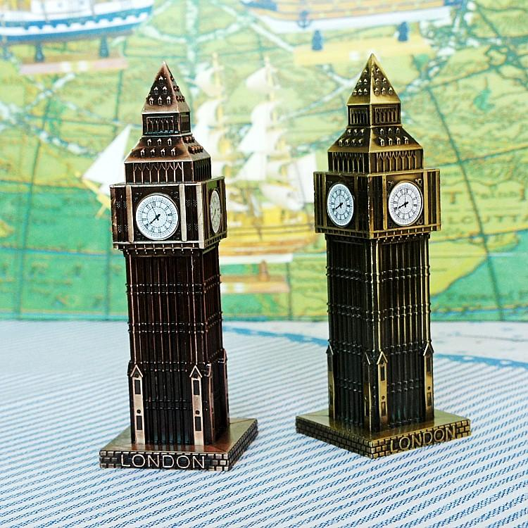 London, Big Ben Model British Classical Furniture Model Ornaments To Give  As Gifts Souvenirs Decorating Living Rooms Decorating Office From  Tammy5588, ...