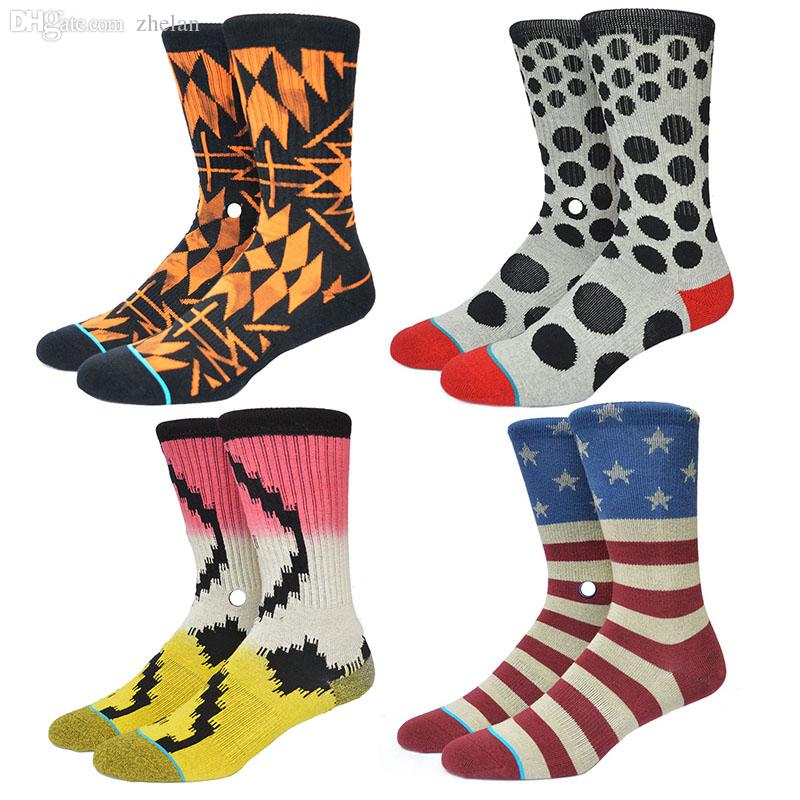 Bulk Skate Towels: 2019 Wholesale American Brand Basketball Socks Skateboard