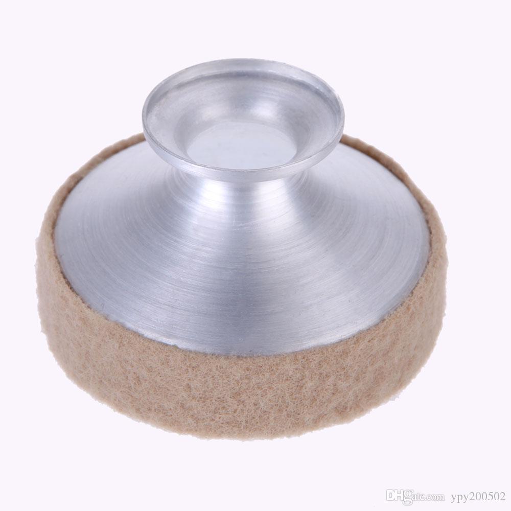 알토 색소폰 삭스 메탈 댐퍼 용 핫 세일 새로운 실용적인 경량 알루미늄 색소폰 음소거 소음기