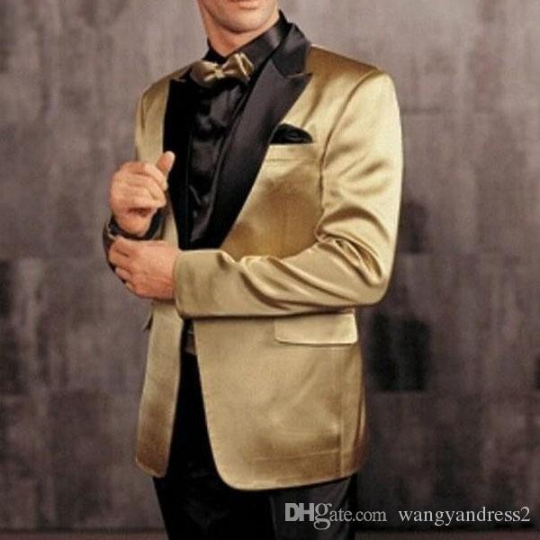 Neue ankunft Custome gemacht Hochzeit Anzüge Bräutigam Smoking Hübscher Anzug Formelle Anzüge bräutigam trägt Groomsman anzüge