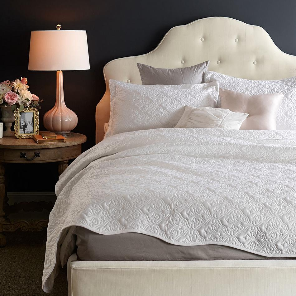 summer bed from your how matelass decorate howtodecorate ballard for update bedding summerbedding cotton to designs