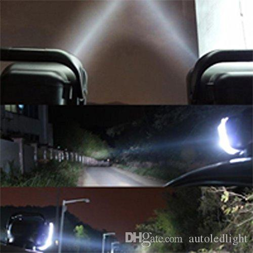 Outdoor Lighting rotating spot lights xenon white 50W LED SEARCH LIGHT REMOTE CONTROL WORKING HUNTING BOAT