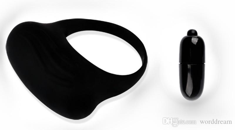 Vibrating Soft Silicone Male Cock Rings Penis Slave In Adult Games,Fetish Porno Sex Products Toys For Men