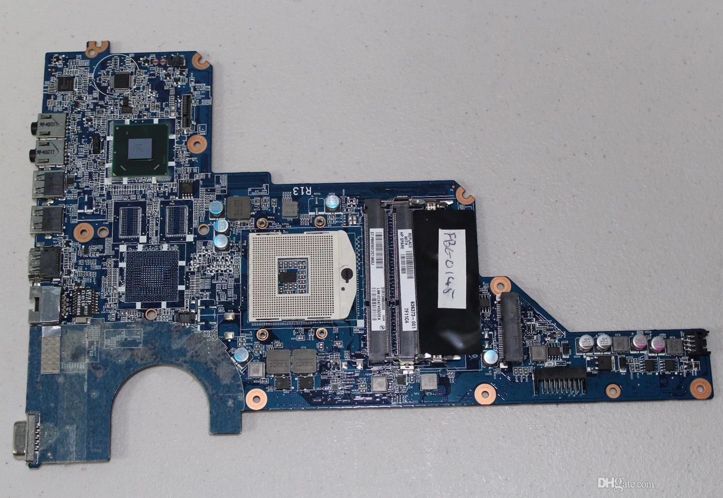 Original & High Quality for HP Pavilion G4 G6 G7 Series UMA HM65 636373-001 Laptop Motherboard Mainboard Tested
