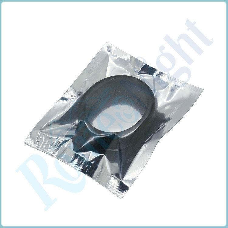 RomeoNight 100% Silicone smooth Touch Time Delay Penis Rings Cock Rings, Male Sex Toys Adult Products q1106