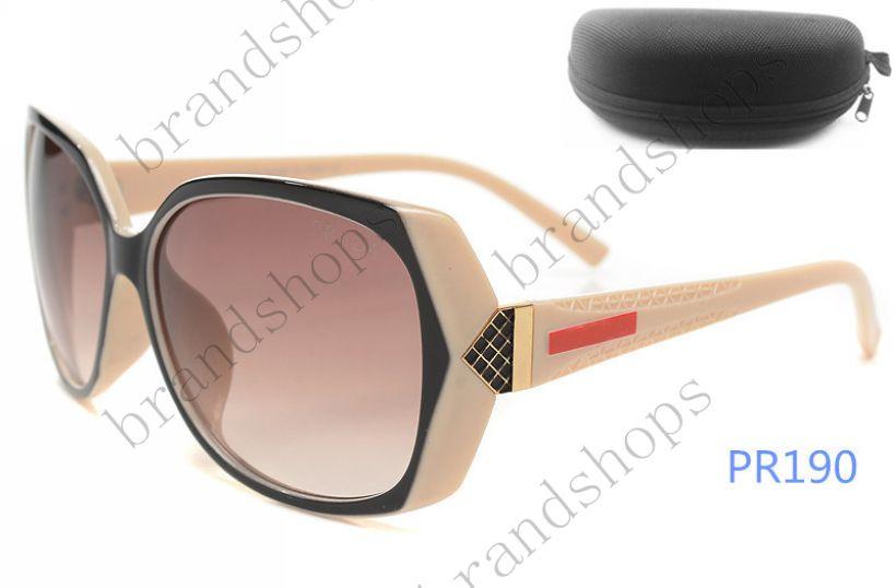 Yüksek kalite Lüks vintage marka tasarımcısı SPOR shades moda boy güneş gözlüğü kadın ERKEK gözlük ile orijinal Fermuar vaka