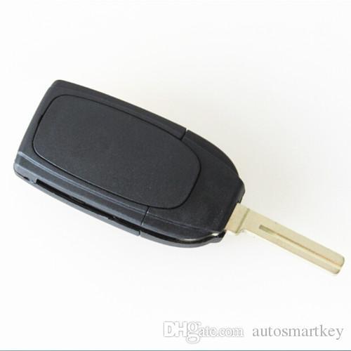 Высокое качество replcement автомобильный ключ оболочки флип складной смарт-ключ заготовки для volvo 5 кнопки дистанционного ключа чехол брелок volvo S80 S60 V70 XC70 XC90