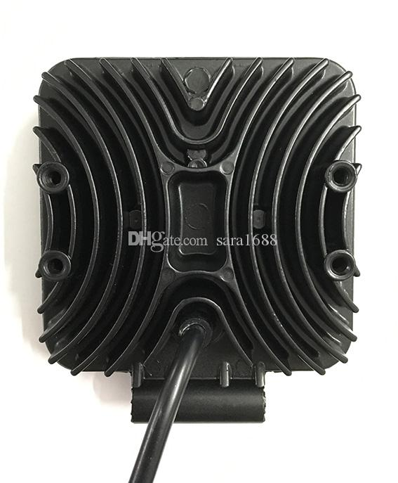 4 inch 27 w led light , auto led work light, led tractor working lights