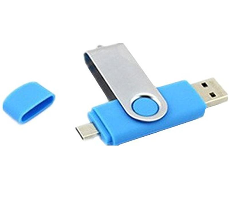 64GB 128GB 256GB OTG external USB Flash Drive USB 2.0 Flash Drive Memory for Android ISO Smartphones Tablets PenDrives Disk Thumbdrives DHL