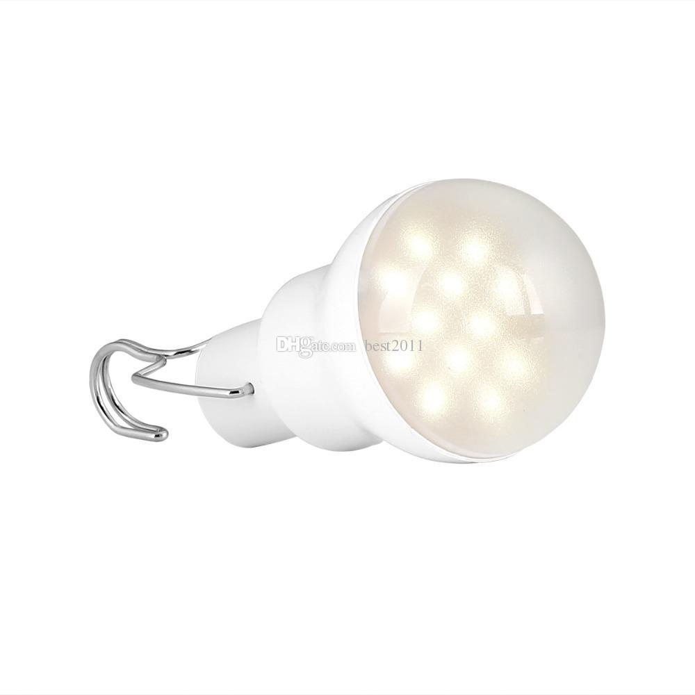 Im Freien / Indoor angetriebene Solar-LED-Beleuchtungsanlage Licht Lampe LED-Birne Sonnenkollektor Low-Power-Camp Reise verwendet Garten Beleuchtung 15W