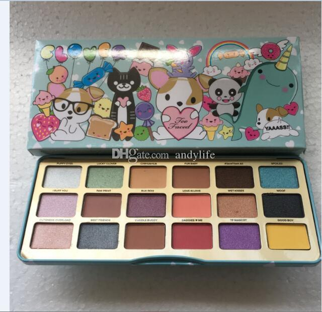 Fashion Makeup Faced Girl'S Best Eye Shadow Palette Shimmer Matte Eye Makeup Tips Eyeshadow From Andylife, $5.28| DHgate.Com