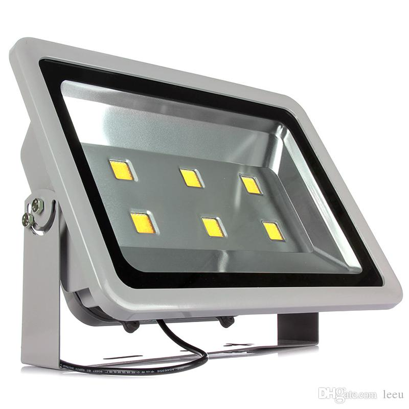 300W 400W 500W LED Projecteurs d'éclairage paysager IP65 Projecteur LED rue rue lampe spot lumière extérieure
