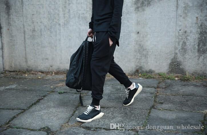pantalons de jogging pour hommes, vêtements urbains décontractés sarouel hommes noir fashion swag dance drop pantalon de survêtement hip hop pour hommes