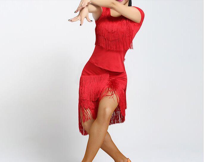 newest fashion tassel Latin dance bust skirt for women/female/girl/lady, Vogue Costume bottom performance wear