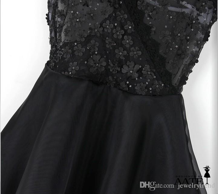 Hot Europa Frauen Sexy Clubwear Prinzessin Blumenkleid V-Ausschnitt Perspektive Zurück Schichten Spitze Tops Kuchen Kleid Orangza Party Mini Kleider