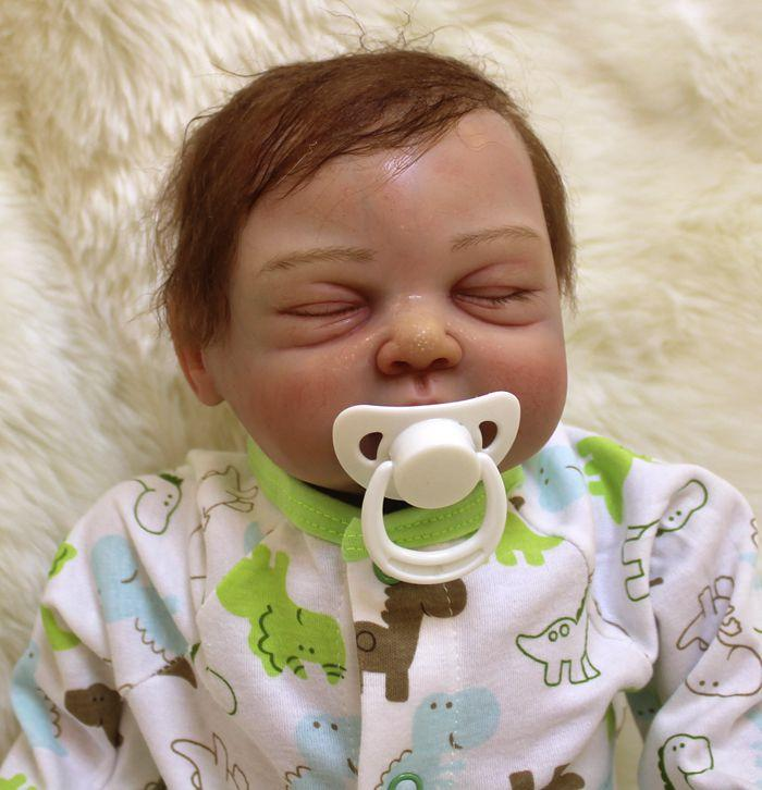 Real Newborn Baby Pic