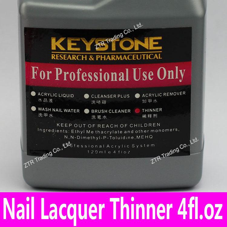 Wholesale 120ml Professional Nail Polish Thinner Nail Lacquer ...