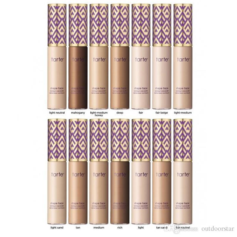 Tarte Cosmetics Shape Tape Tarte Concealer Foundations ...  Tarte