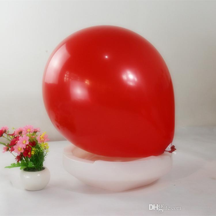 18inch Latex Round Big Balloons Party Colors Balloon Wedding Happy Birthday Anniversary Decor 45cm new