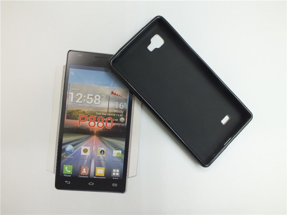 Pour HTC U11 X10 U jouer ultra ultra Desire 830 Desire 630 LG Optimus 4X HD P880 Étui souple TPU Housse Gel Gel De Silicium Étui en plastique souple