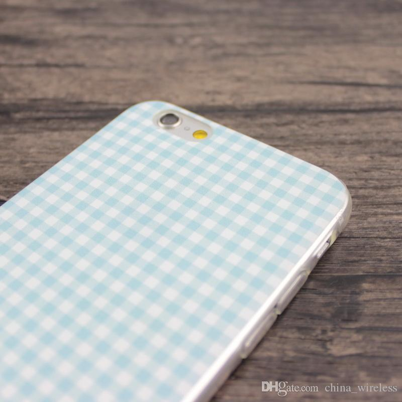 Custodia Simple Creative Painting S7 S7 iphone5 6 6 plus, custodia in TPU Samsung Galaxy