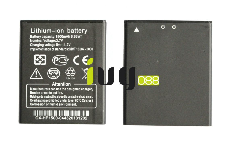3 قطعة / الوحدة 100٪ الأصلي 1800 مللي أمبير بطارية ليثيوم أيون ل thl w100 w100s بطاريات الهاتف الذكي بطاريات batterie