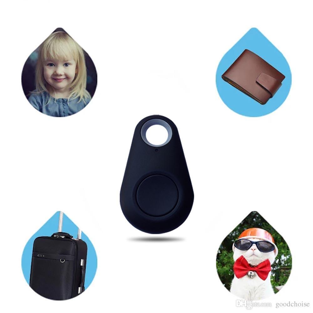 Kablosuz Bluetooth Anti-kayıp Anti-Hırsızlık Alarm Cihazı Izci GPS Bulucu Anahtar / Köpek / Kedi / Çocuklar / tüm smartphone için Cüzdan Bulucu Tracer US05