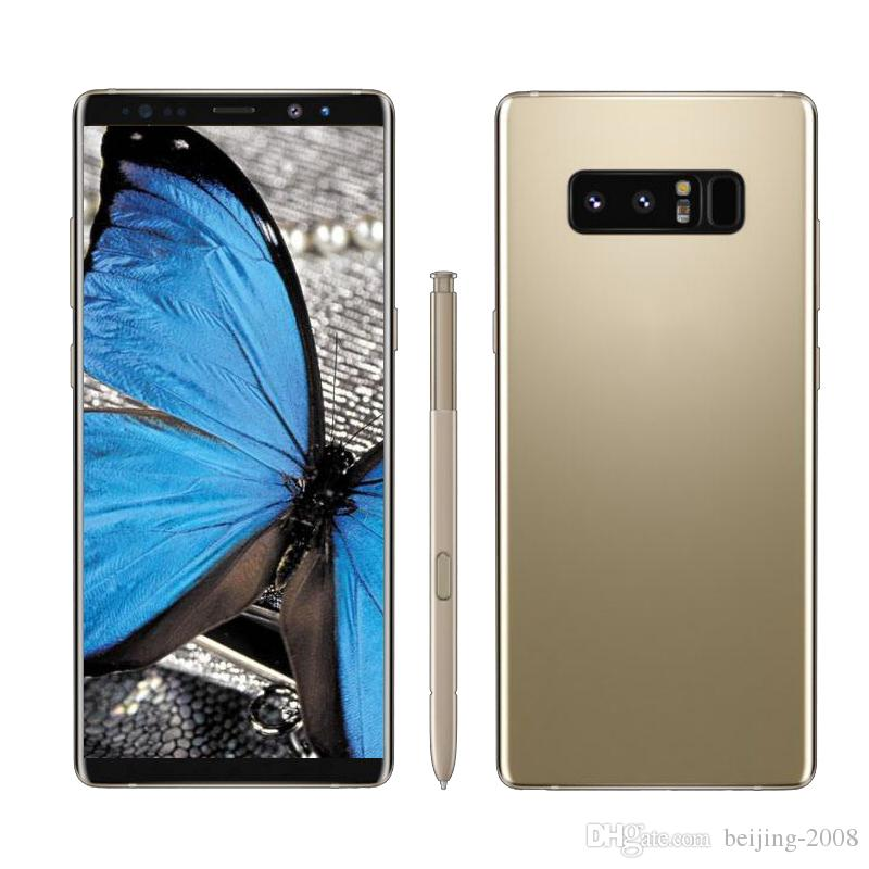 6.3inch N9 Quad Core MTK6580 1G RAM 8G ROM Andriod 6.0 8MP Camera 2300mAh Battery Fingerprint 3G Unlocked Phone