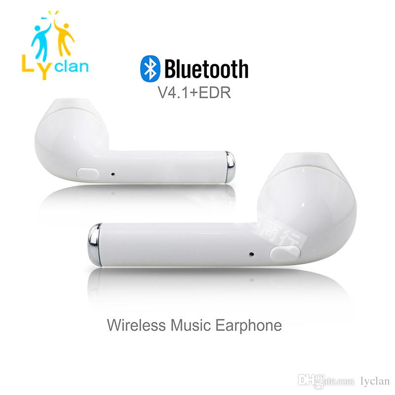 best earbuds for iphone 2018 hbq i7 bluetooth headphones earbud free 1183