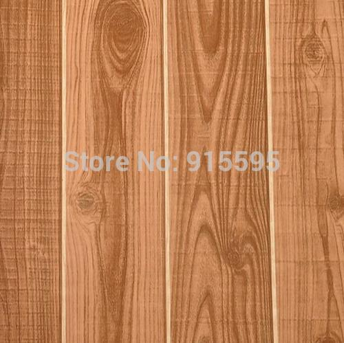 vintage nature wood fiber pvc waterproof 3d modern design wall covering for living room decor mural wall paper