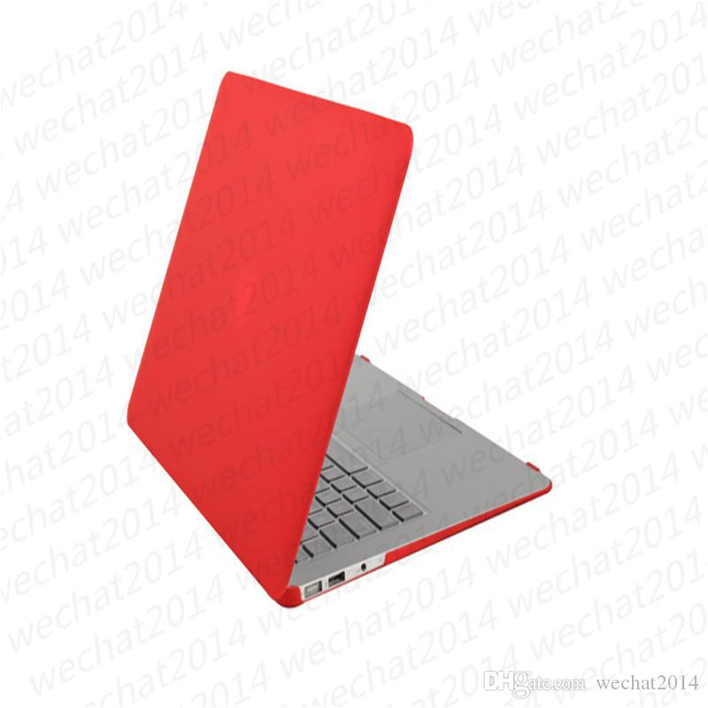 "Matte Rubberized Hard Case Cover Full Body Protector Case Cover for Apple Macbook Air Pro 11'' 12'' 13"" 15"""