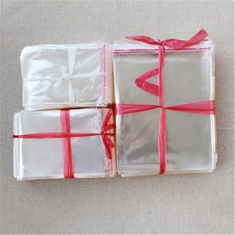5x7cm, X Clear OPP Self Adhesive Seal plastic bag - Glue strip Resealable Poly bags small gift/Jewelry packaging pouch