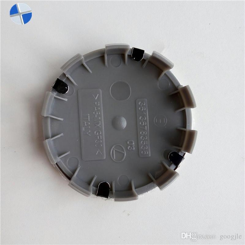غطاء سيارة مركز محور العجلة قبعات حافة شعار شعار ABS سبيكة شارة 68MM 10 دبوس ل 1 3 5 7 Z3 M3 M5 X1 X3 X5 X7 سلسلة