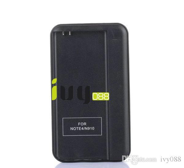 5 adet / grup ABD Plug Akıllı Pil Şarj + AB / İNGILTERE / AU Tak Samsung Galaxy Not 4 N910 N910F N910H N910S N910U N910L N9100