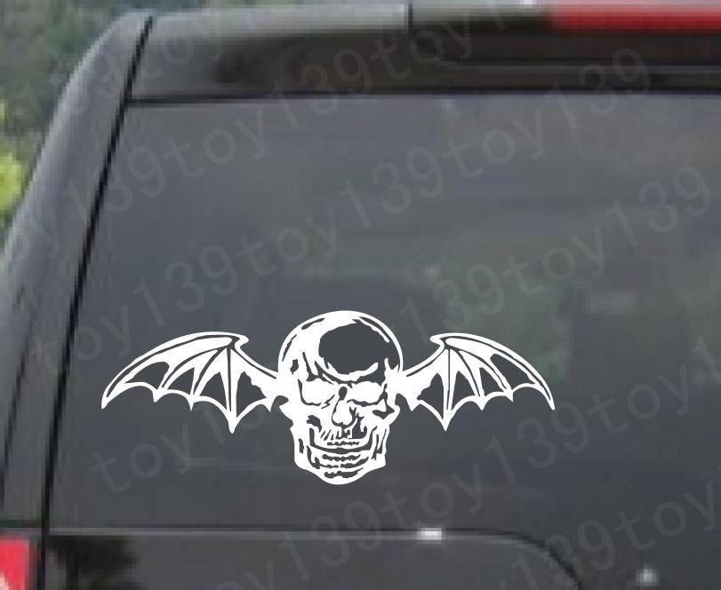 Avenged Sevenfold Sticker Decal