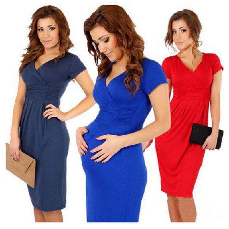 Pregnant Day Dress