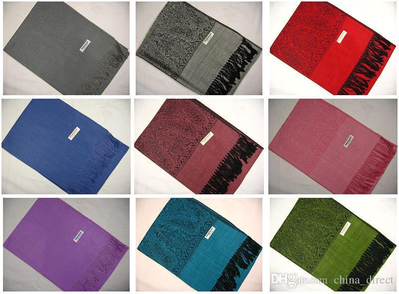 Jacquardscarf Шаль Оберните шарф шарфы шарф много цвет 10шт/много #1921
