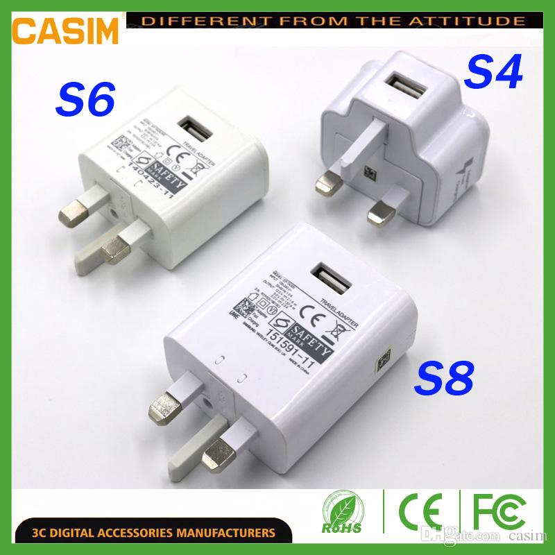 For Samsung Usb Real Fast Charger 5v 2a Travel Home Charger Adapter ...