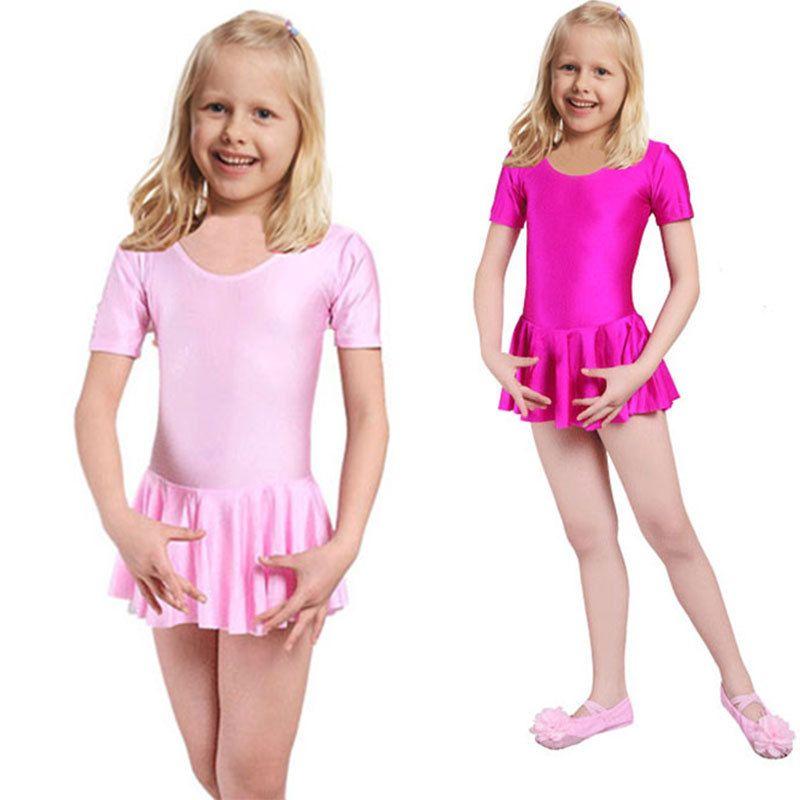 3d279b95af56 2019 Child Girls Ballet Dress For Children Girl Dance Clothing Kids ...